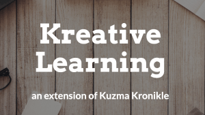 Creative Learning title